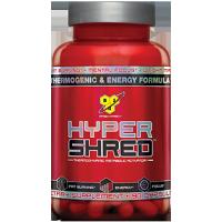 BSN Hyper Shred 脂肪燃燒 - 90粒