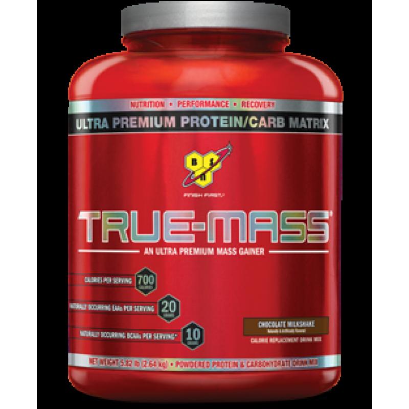 BSN True Mass 增重蛋白粉 - 6磅