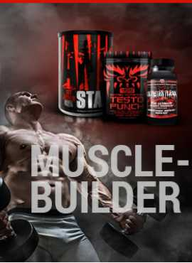 Muscle Builder sport nutritions
