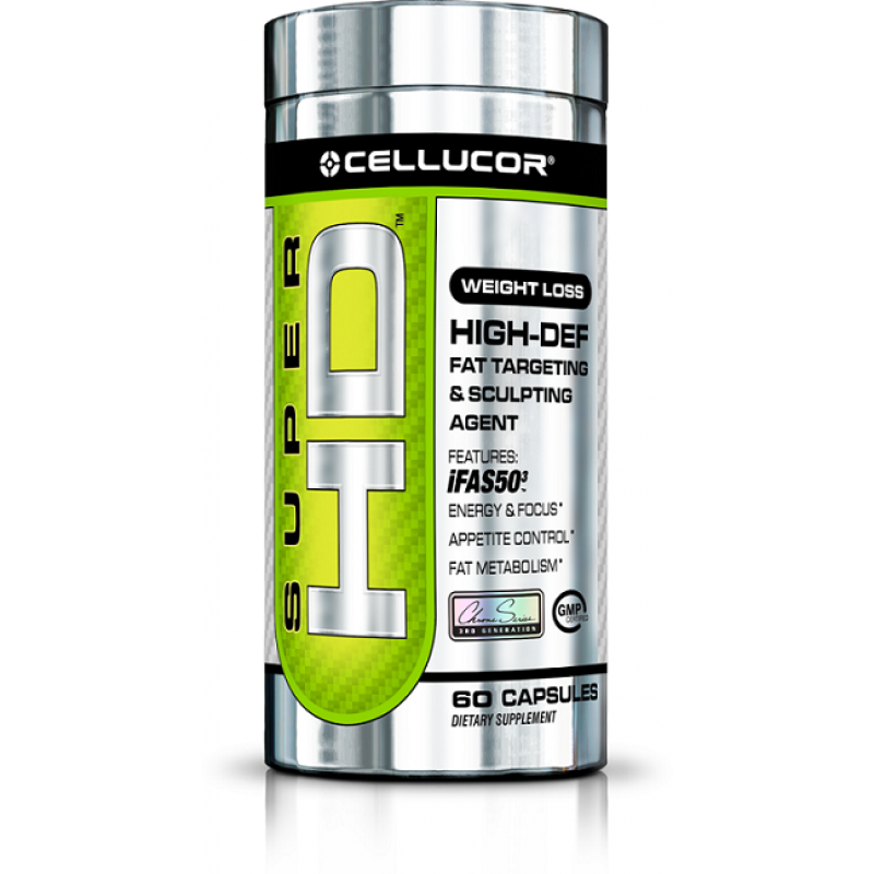 Cellucor Super-HD - 60 Capsules