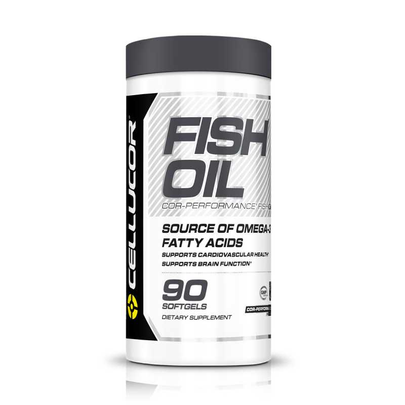 Cellucor Cor-Performance Fish Oil 鱼油 - 90粒