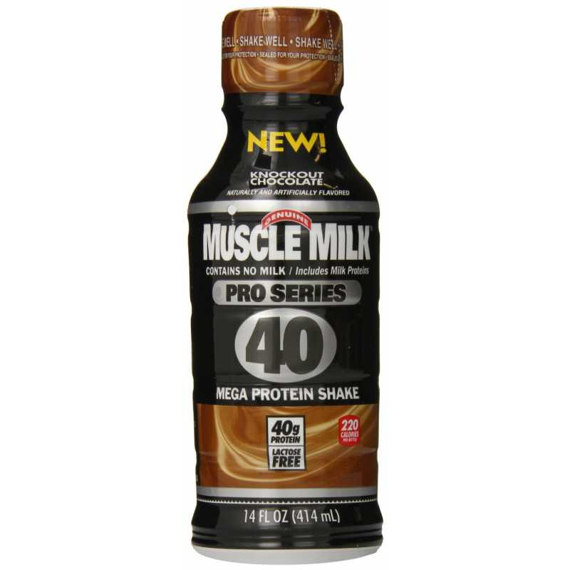 Muscle Milk Pro Series RTD - 414 ML - CytoSport - Macau