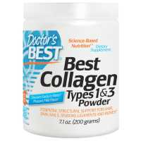Doctor's Best Collagen Types 1&3 Powder 胶原蛋白 - 200克