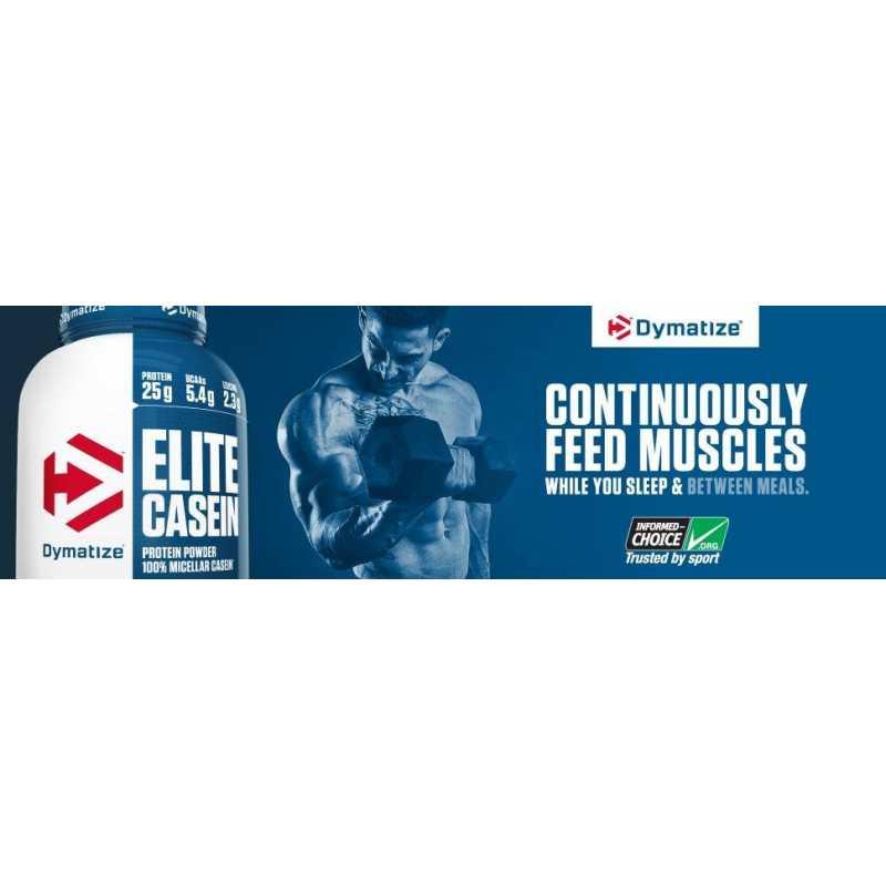 Dymatize Nutrition Elite Casein 狄馬泰斯酪蛋白 - 4磅