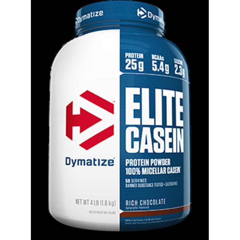 Dymatize Nutrition Elite Casein - 4lbs