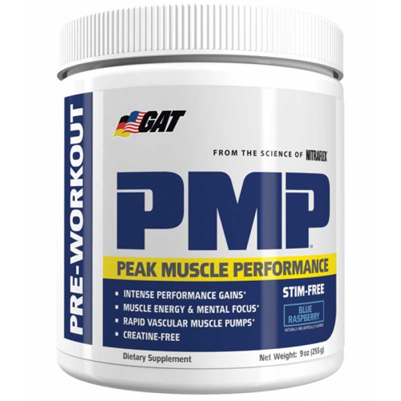GAT PMP Stim-Free - 30 Servings
