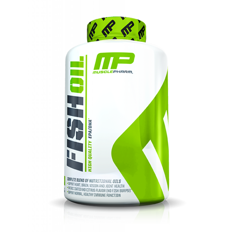 MusclePharm Fish Oil - 90 Softgels