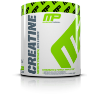 MusclePharm Creatine 高效矩阵肌酸 - 60份