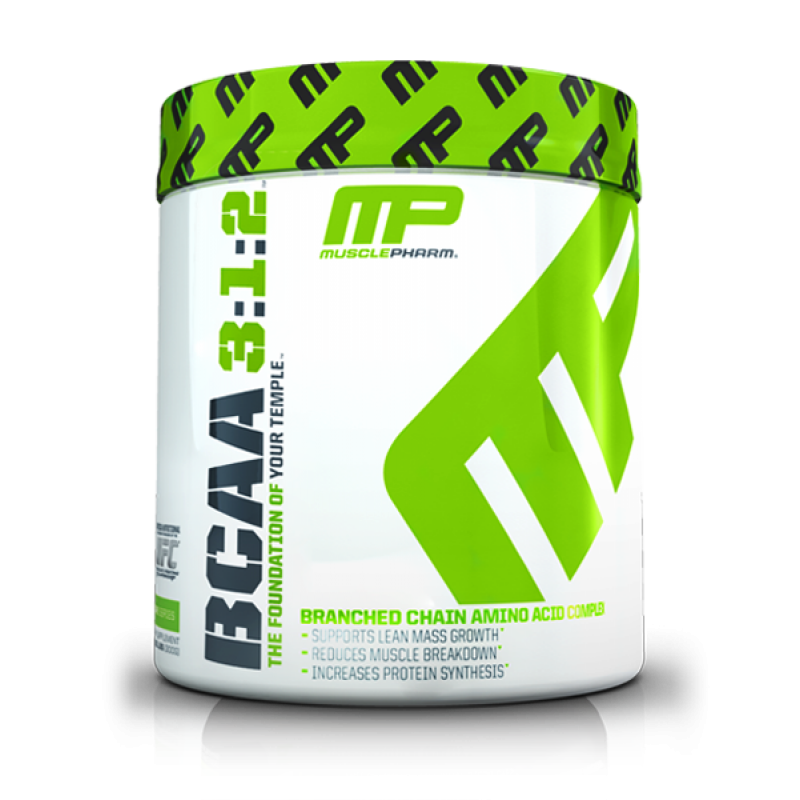 MusclePharm BCAA 3:1:2 Powder - 30 Servings