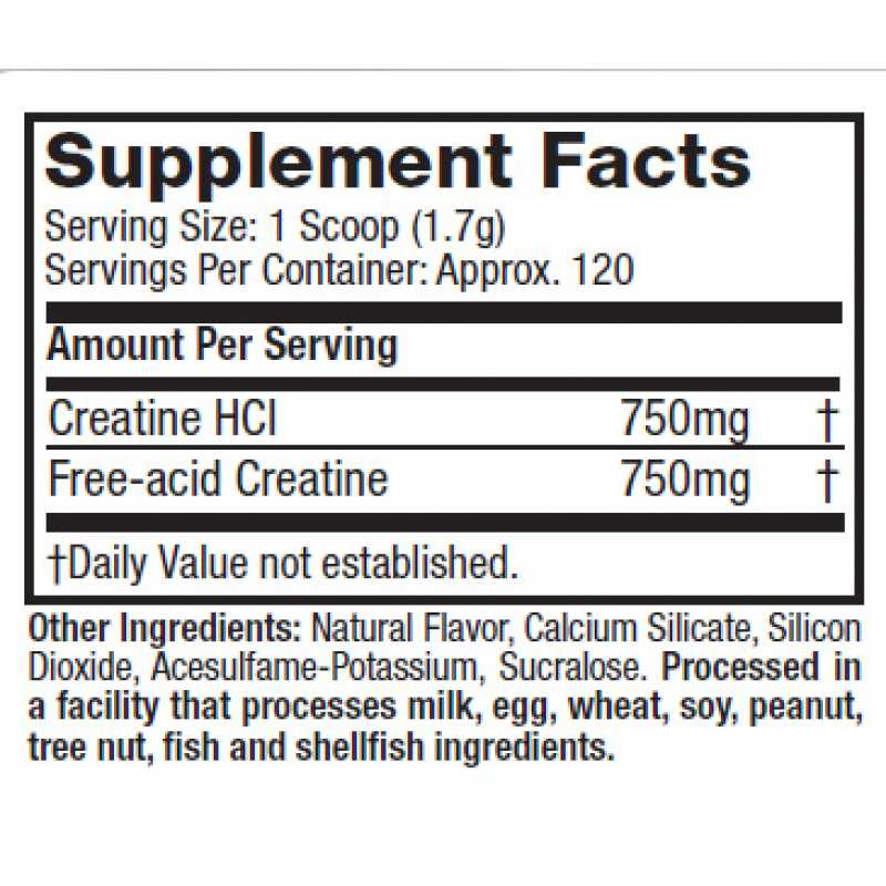 MuscleTech Creactor - 120 Servings