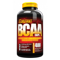 Mutant BCAA 魔兽支链氨基酸- 400粒