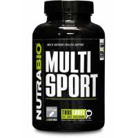NutraBio MultiSport for Men - 120 Vegetable Capsules