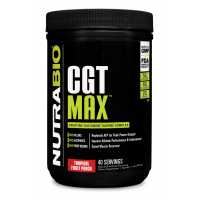 NutraBio CGT-MAX Powder - 40 Servings