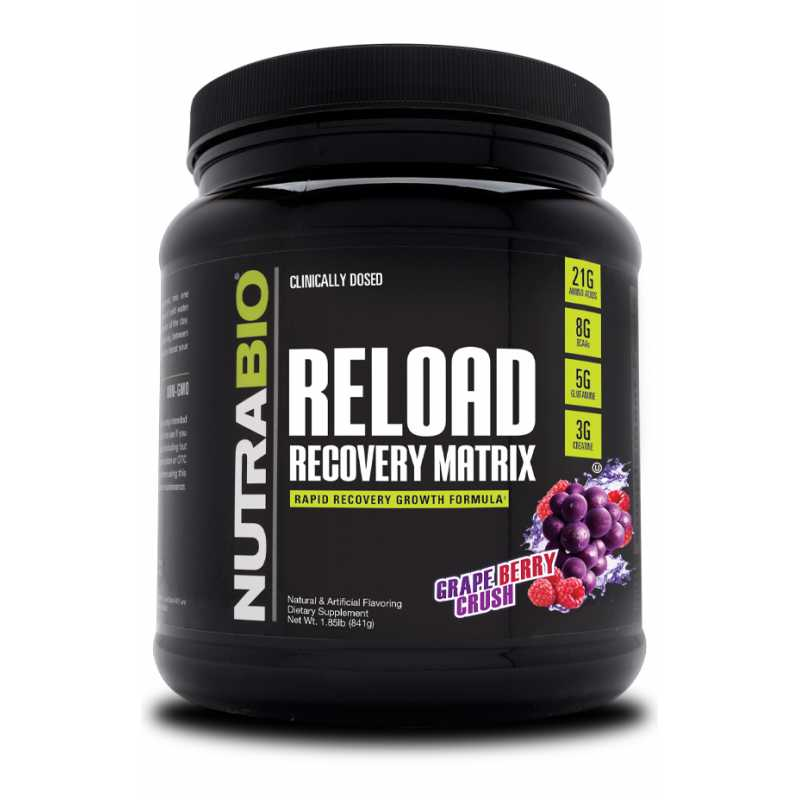 NutraBio Reload V5 - 30 Servings