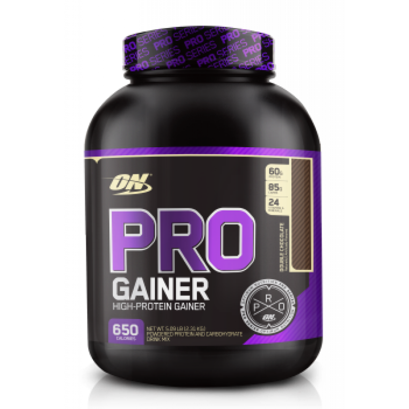 Optimum Nutrition Pro Gainer 複合專業增重粉 - 5磅