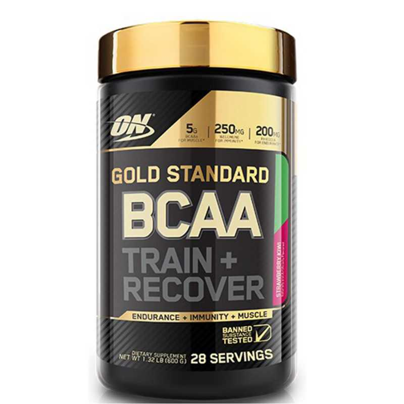 Optimum Nutrition Gold Standard BCAA - 28 Servings