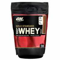 Optimum Nutrition Gold Standard 100% Whey Protein 金牌乳清蛋白粉 - 1磅