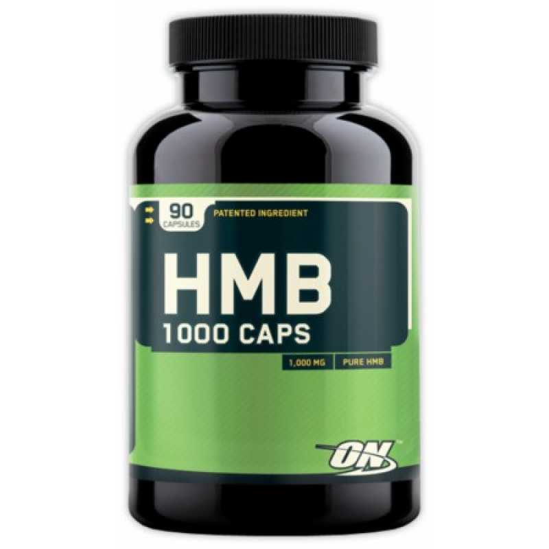 Optimum Nutrition HMB - 90 Capsules