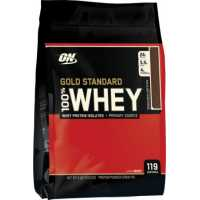 Optimum Nutrition Gold Standard 100% Whey Protein 金牌乳清蛋白粉 - 10磅