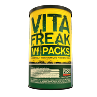 PharmaFreak Vita Freak Packs 複合維生素含益生菌消化酶 - 30包