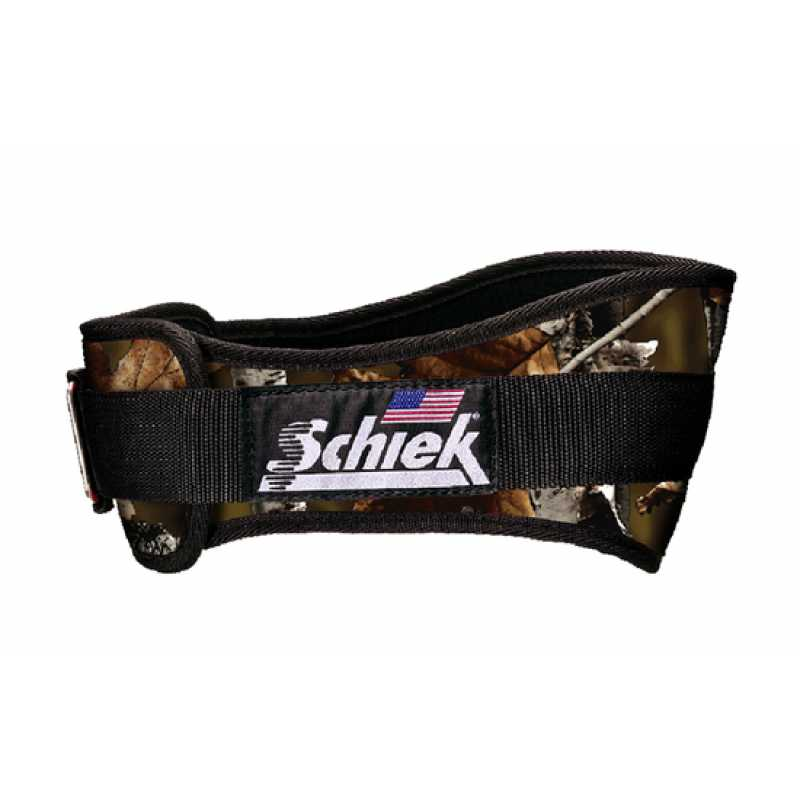 Schiek Lifting Belt 2006 - Camo