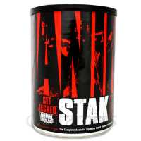 Universal Nutrition Animal Stak 环球野兽天然促睾酮 - 21包