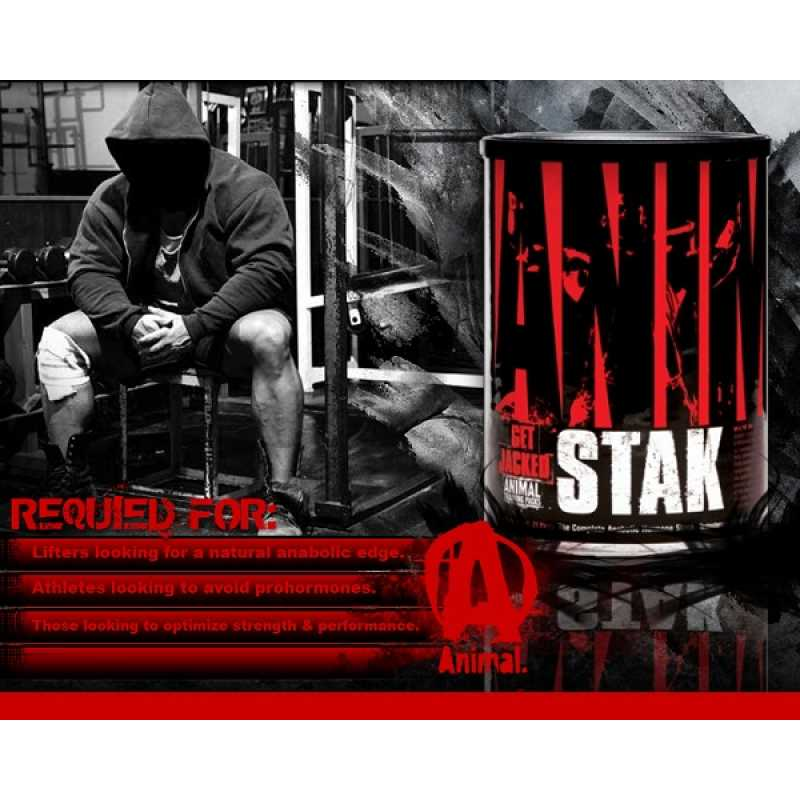 Universal Nutrition Animal Stak - 21 Packs