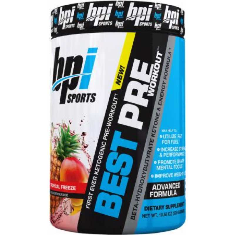 Bpi Sports Best Pre-Workout - 30 Servings