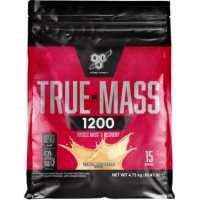 BSN True Mass1200 高熱量增重粉 - 10磅