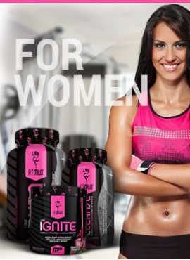 Sport nutrition for women