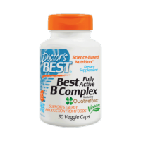 Doctor's Best Fully Active B Complex 复合多种维生素B - 30粒