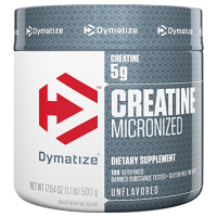 Dymatize Nutrition Creatine Micronized 一水肌酸 - 500克