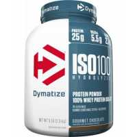 Dymatize Nutrition ISO100 狄馬泰斯分離乳清蛋白粉 - 5磅