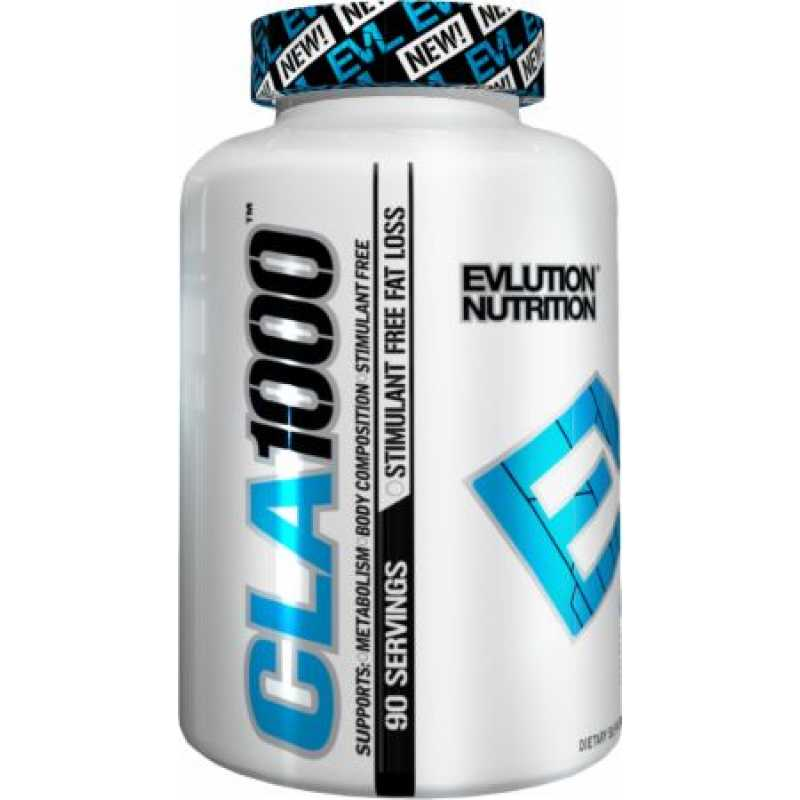 Evlution Nutrition CLA 1000 - 180 Softgel