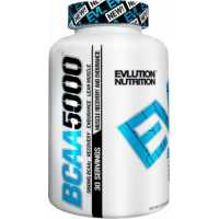 Evlution Nutrition BCAA 5000 - 240 Capsules