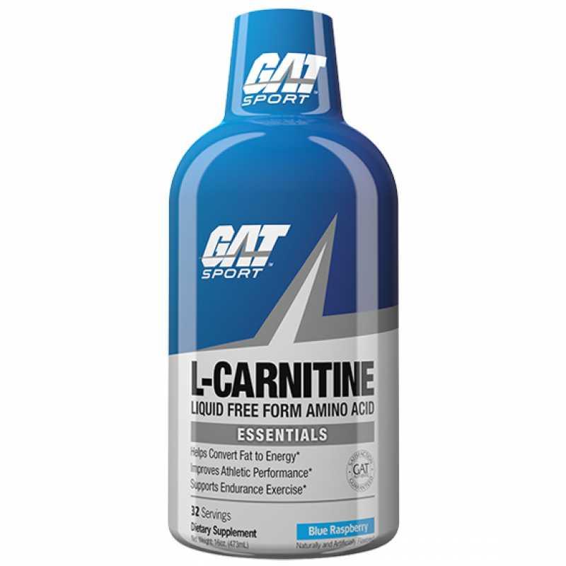 GAT L-Carnitine Liquid 液體左旋肉鹼 - 32份