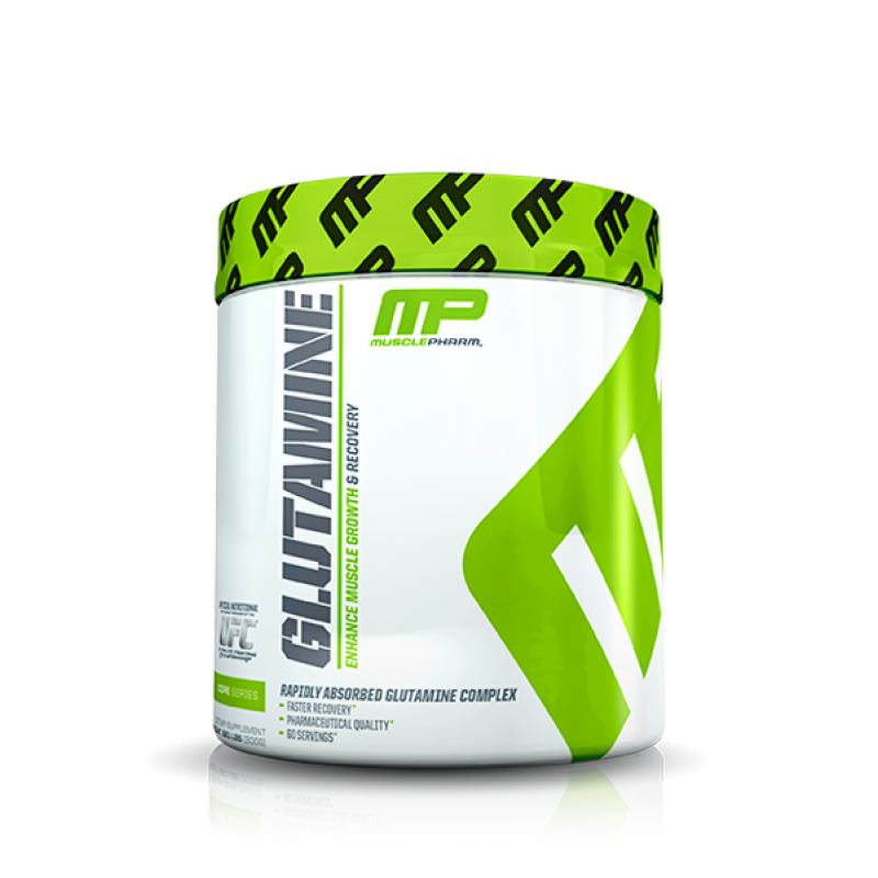 MusclePharm Glutamine 谷氨酰胺 - 60份