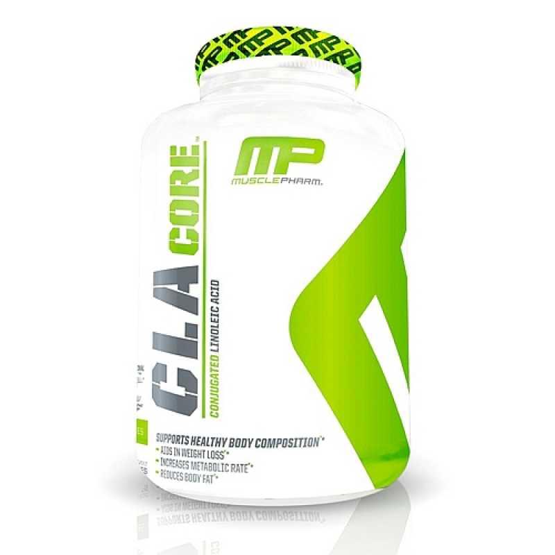 MusclePharm CLA Core 共轭亚油酸 - 180粒