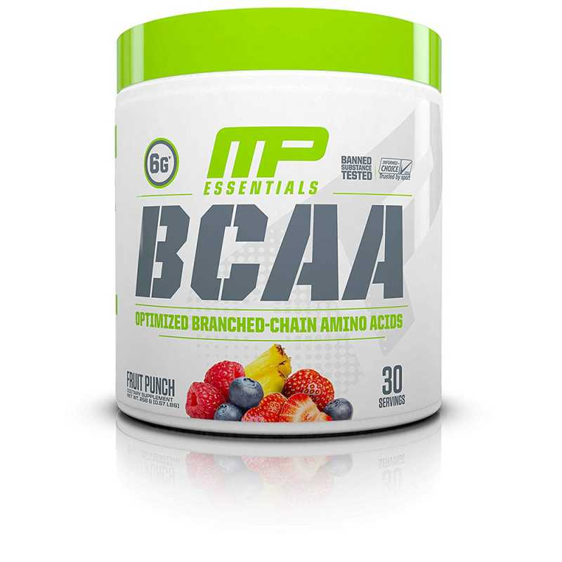 MusclePharm BCAA Powder 支链氨基酸 - 30份