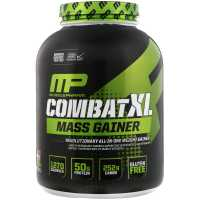 MusclePharm Combat XL Mass Gainer 增重粉 - 6磅