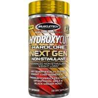 MuscleTech Hydroxycut Next Gen NON-STIMULANT 白金減脂精英無咖啡因 - 150粒