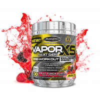 MuscleTech Vapor X5 Next Gen Pre-Workout 氮泵 - 30份