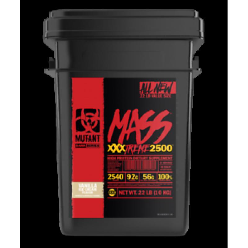 Mutant Mass XXXTREME 2500 至尊極限增重粉 - 22磅