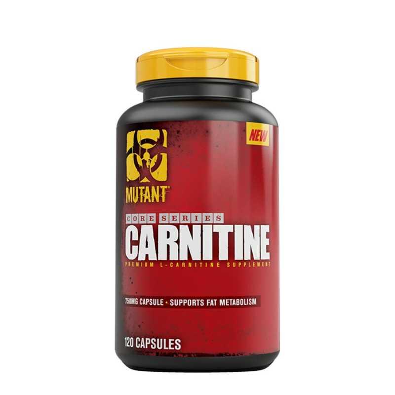 Mutant Carnitine 左旋肉碱 - 120粒