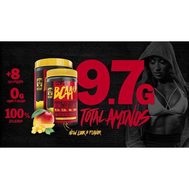 Mutant BCAA9.7 - 30 Servings