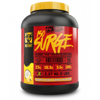 Mutant Iso Surge 魔兽乳清分离蛋白粉 - 5磅