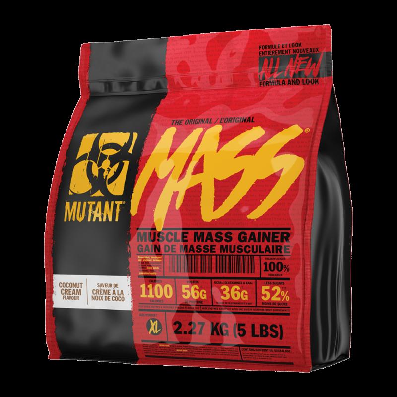 Mutant Mass 魔兽巨无霸增重粉 - 5磅