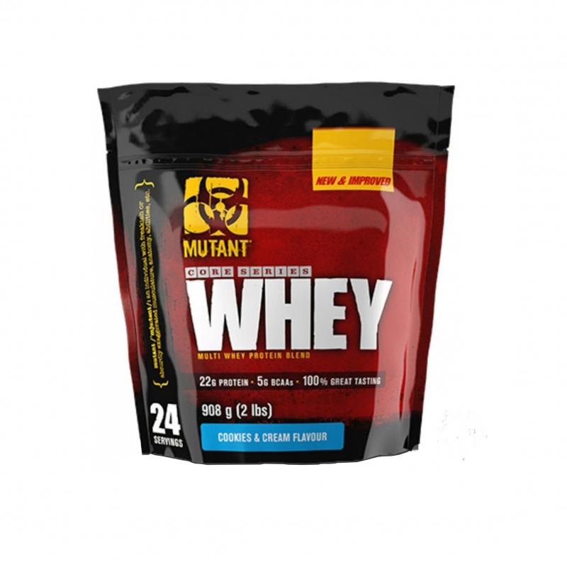 Mutant Whey 魔兽乳清蛋白粉 - 2磅