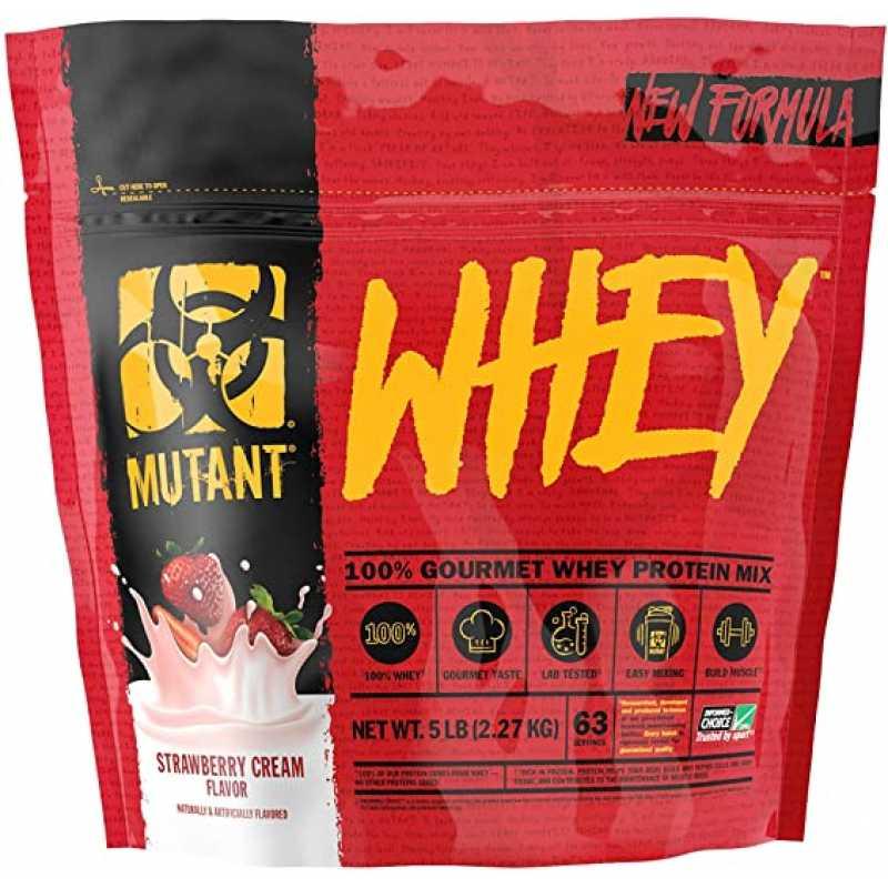 Mutant Whey - 5lbs