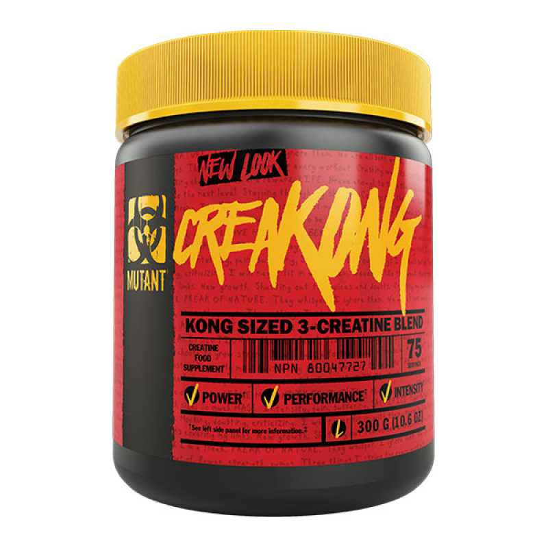 Mutant CreaKong - 75 Servings